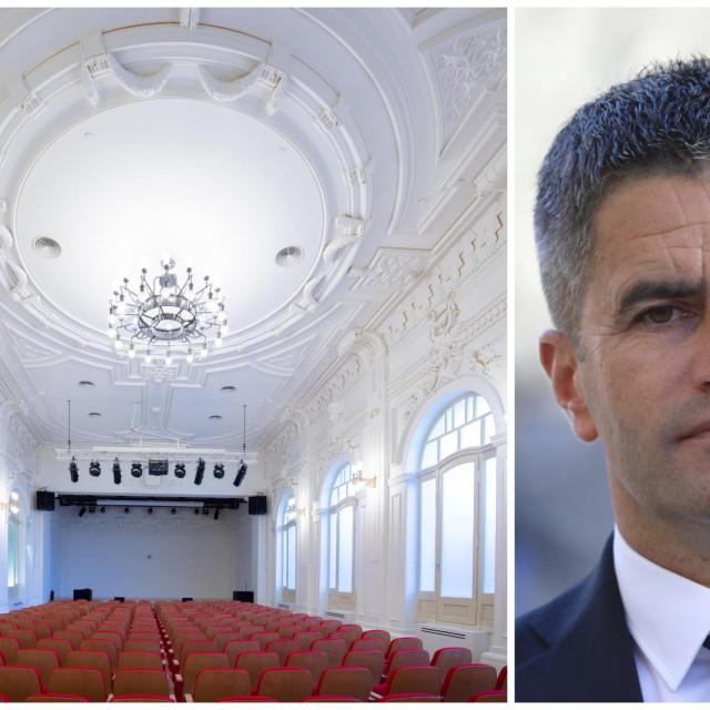 Vice Mihanović oštro se usprotivio novim zapošljavanjima u zadnjim mjesecima mandata Krstulovića Opare