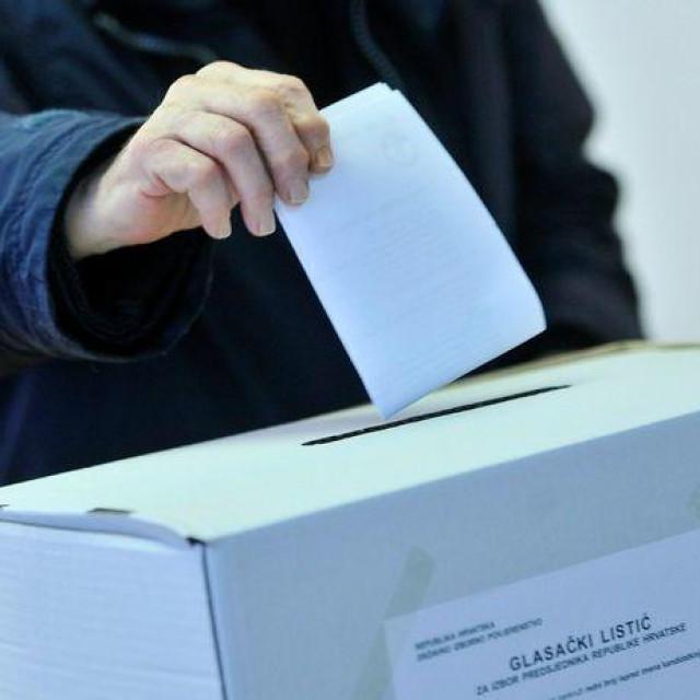 izbori, glasački listić, biračko mjesto