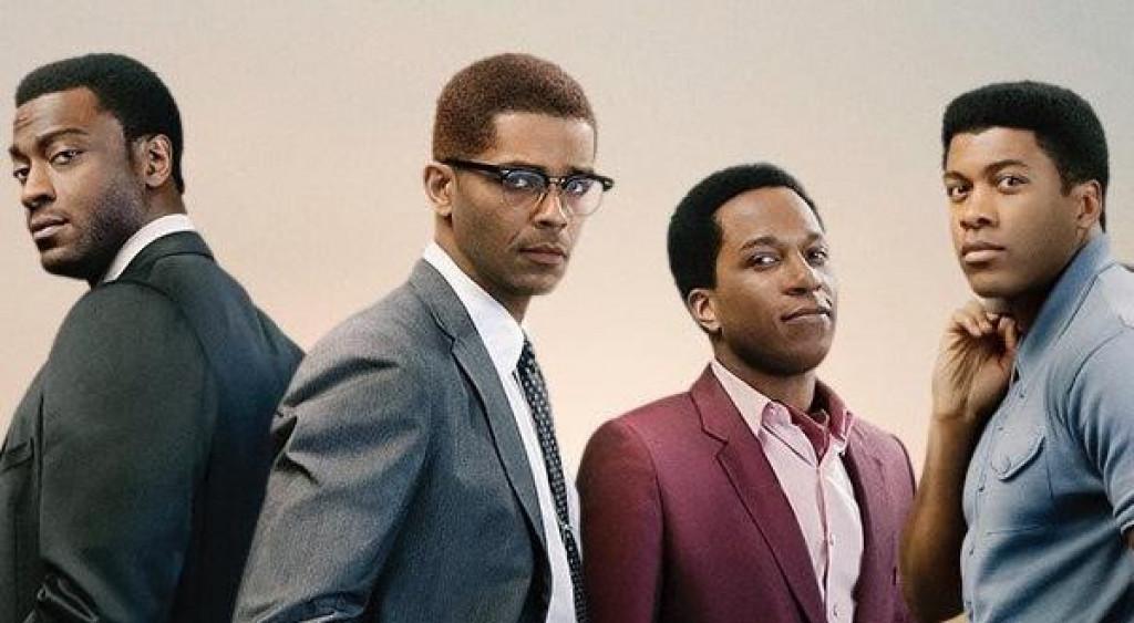 Jim Brown, Malcolm X, Sam Cooke i Mohammad Ali