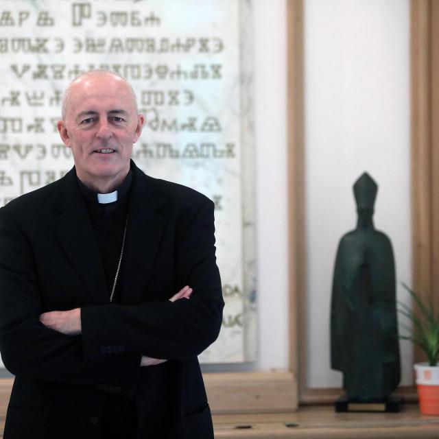 Papinski nuncij nadbiskup Giorgio Lingua