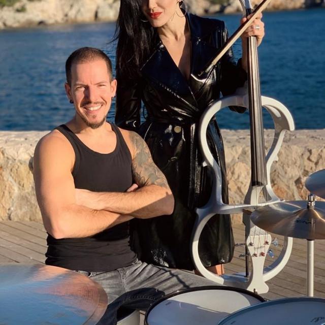 Ana Rucner i Marko Duvnjak, videospotovi u Dubrovniku