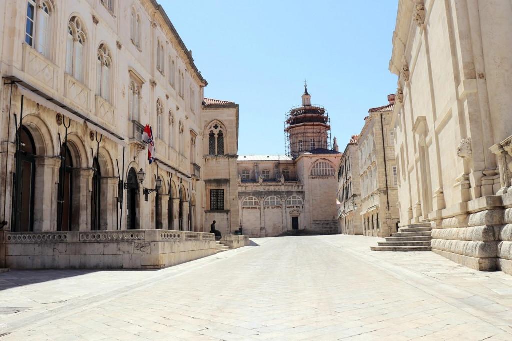 Dubrovnik, Grad, Stradun