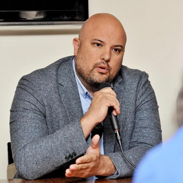 Stipe Jeličić Nikola Vilić/CROPIX