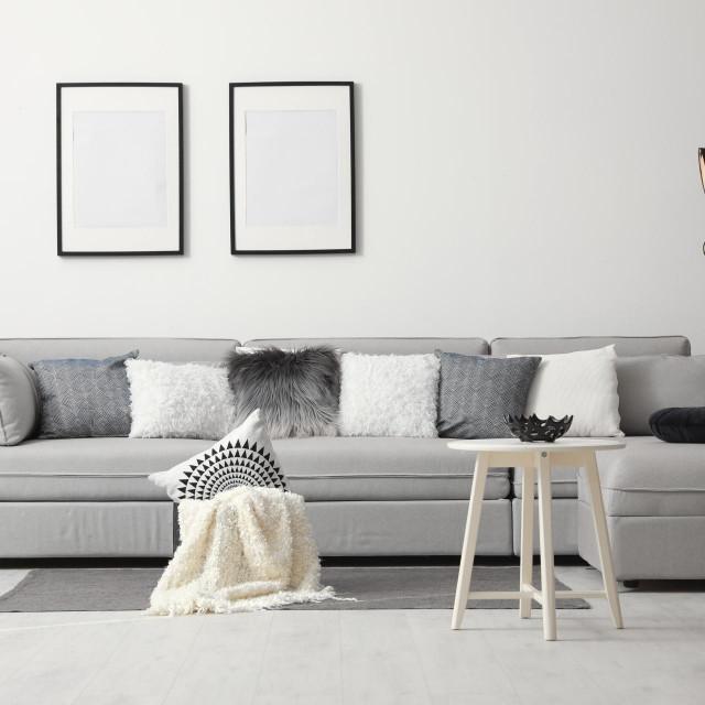 Tople sive u dobroj kombinaciji s toplim bijelim<br />