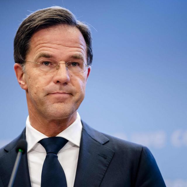 Premijer Mark Rutte