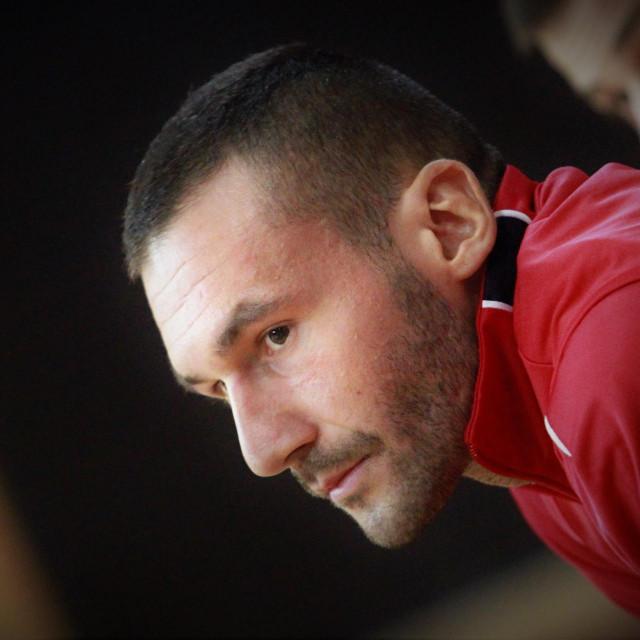 Zoran Primić, reprezentativni vratar Squarea foto: Tonči Vlašić
