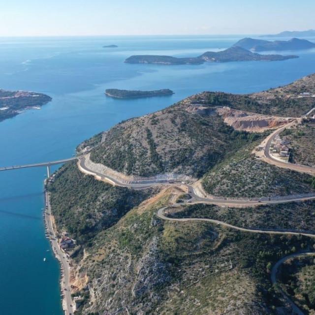 Cesta od Mosta dr. Franja Tuđmana do Pobrežja stvara preduvjete za širenje urbanog područja grada