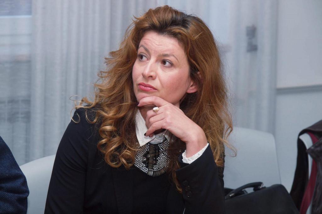 Biljana Puharić, općinska državna odvjetnica u Splitu<br />