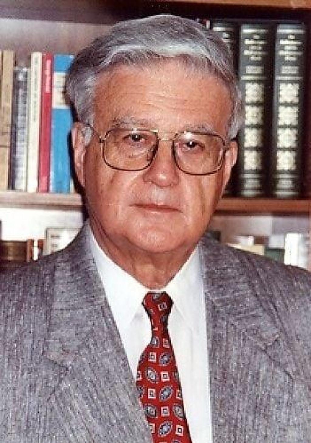 Prof. emer. dr. sc. Bariša Krekić (1928. - 2021.)