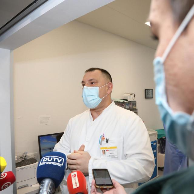 Ravnatelj Opće bolnice Dubrovnik, dr. Marijo Bekić: Liječnica se, baš kao i ja osobno, duboko ispričavamo obitelji
