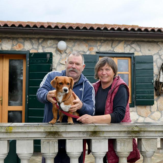 Divna i Tonči Bareša povukli su se na energetski održivo domaćinstvo
