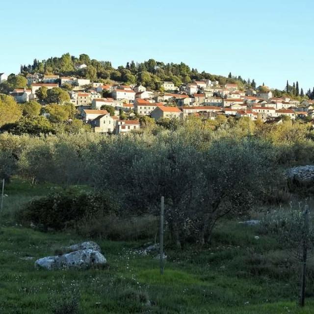 PP Korčula zaprimila je poziv o požaru na pomoćnom objektu obiteljske kuće u zaselku Postrana, u Žrnovu