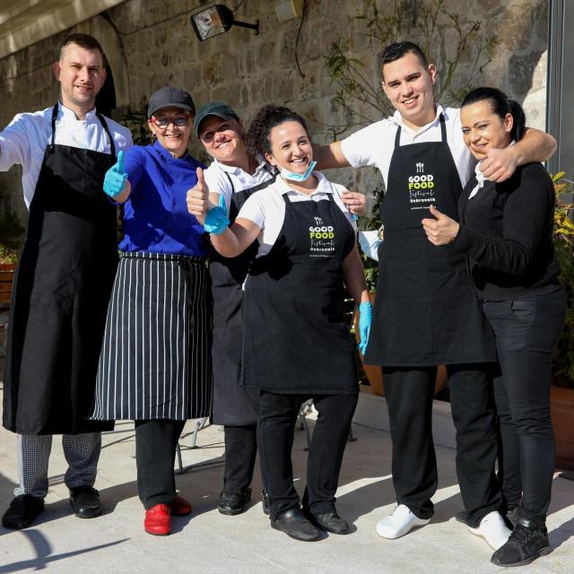 Restoran Orsan je već godinama nezaobilazni gastronomski punkt na turističkoj karti Dubrovnika