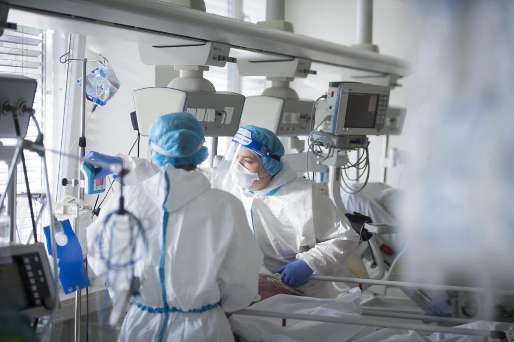Respiracijsko-intezivistički regionalni centar za COVID-19 na splitskim Križinama