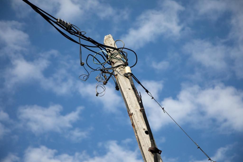 Nestanci električne energije<br />