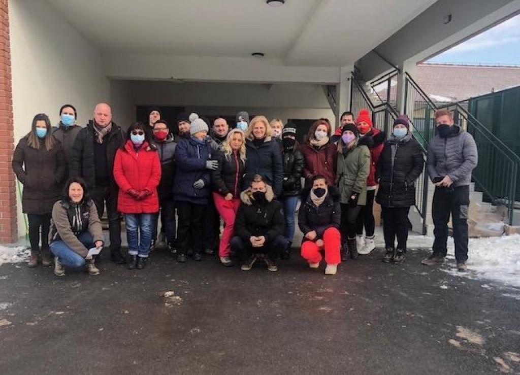 Volonteri od Stona do Osijeka pomogli su Majuru