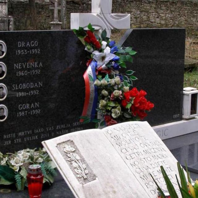 Posljednje počivalište obitelji Čengić