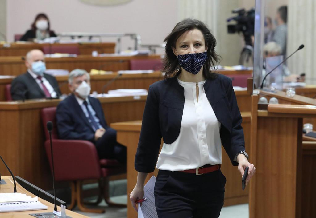 Dalija Orešković:'Kontrola imovine trebala bi biti posao dobro ustrojene i efikasne porezne uprave'