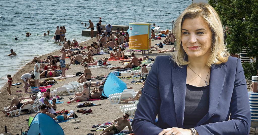 Nikolina Brnjac, ministrica turizma