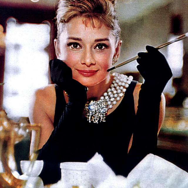U fimu 'Sabrina'<br />