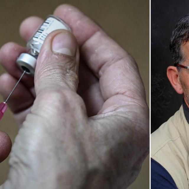 Dr. Srećko Sladoljev na društvenoj je mreži prenio neprovjerenu informaciju da je ugledni liječnik umro nakon što je primio cjepivo. Sada priča nešto drugačiju priču...