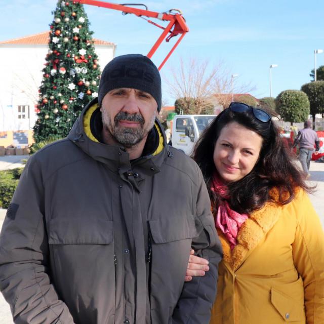 Ivana i Stipe Damjanović