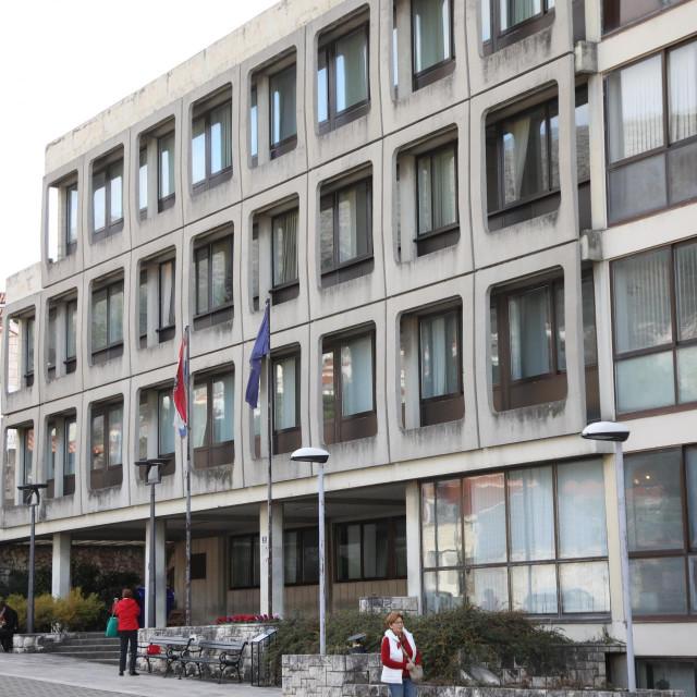 Zgrada Općinskog suda u Dubrovniku