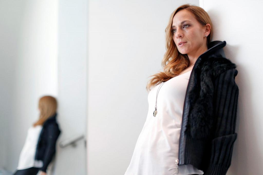Sandra Lončarić status nacionalne dramske prvakinje zaslužila je brojnim zapaženim ulogama u HNK Osijek, na filmu i na televiziji<br />
