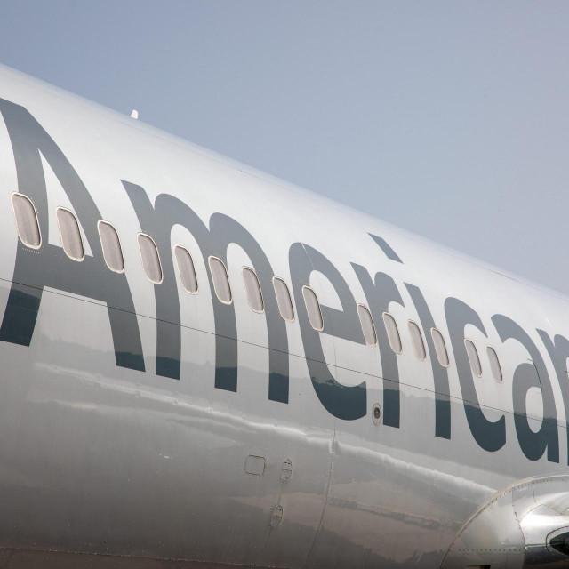 Dubrovnik, 080619.<br /> Docek inauguracijskog leta American Airlinesa na relaciji Philadelphia � Dubrovnik i konferencija za medije povodom slijetanja prvog aviona nakon 28 godina na direktnoj zracnoj liniji koja povezuje Hrvatsku i SAD.<br />