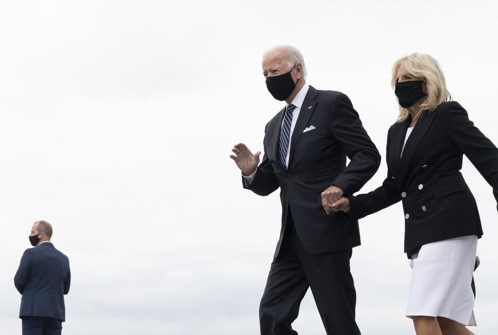 Novi prvi par Amerike, Joe i Jill Biden, ubire mnoge simpatije. Priča o Majoru dodatak je tomu