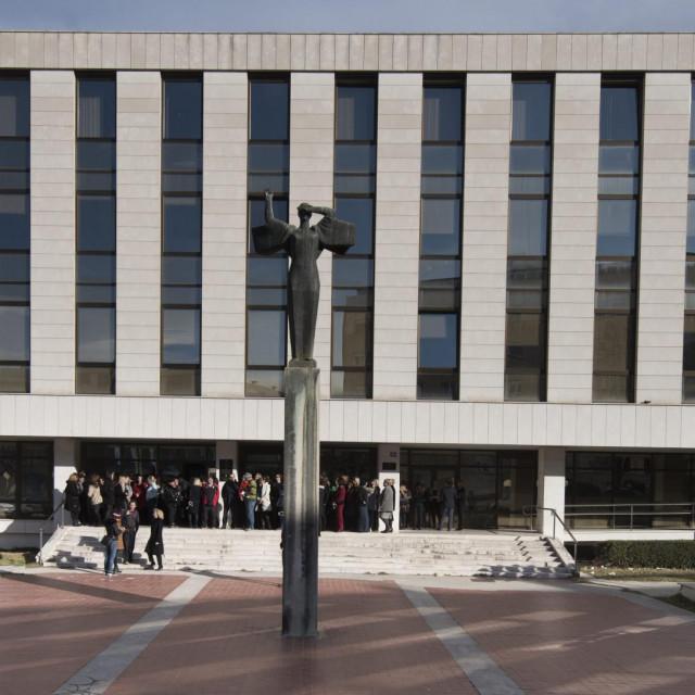 Zgrada Županijskog suda u Splitu