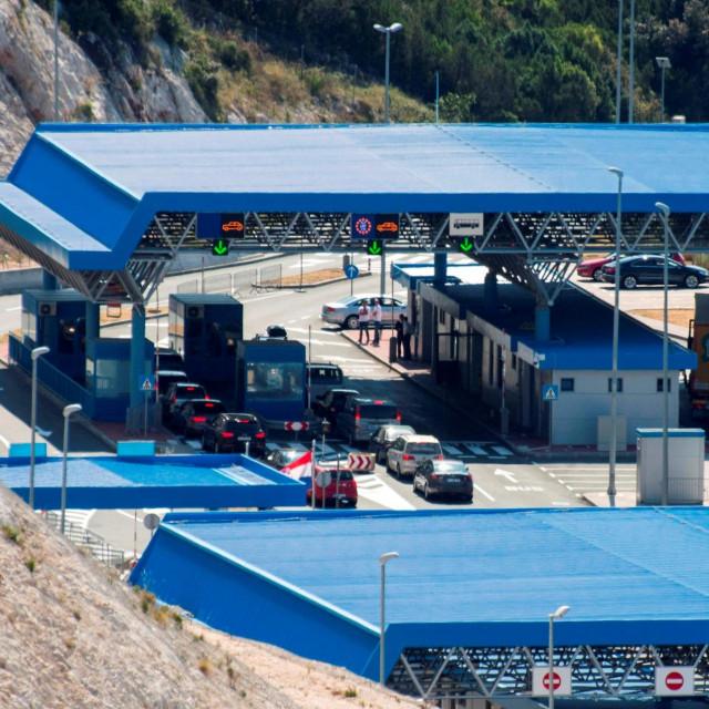 Upiti o prelasku granice u PU Dubrovačko-neretvanskoj sve su češći