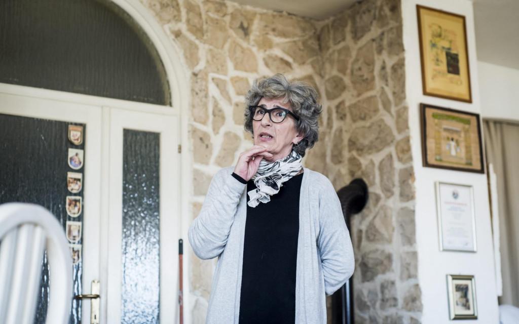 Jasminka Antić, članica dramskog ansambla šibenskog HNK-a koja, osim strasti prema glumi, ima i brojne hobije<br />