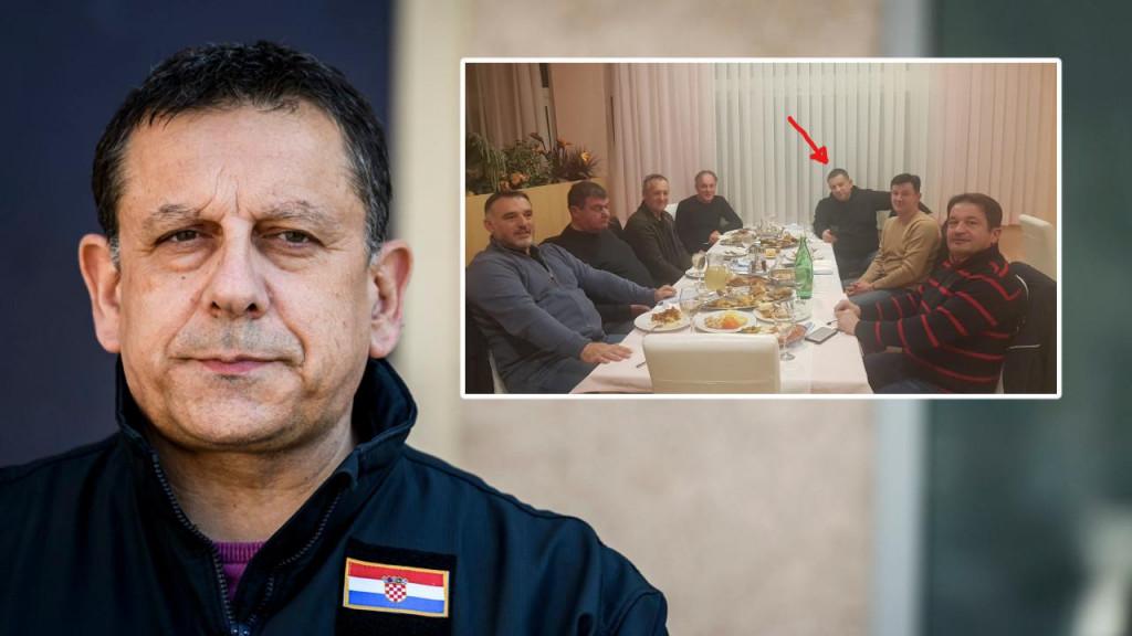 Blaževiću je prisjela večera u zatvorenom hotelu u Kninu