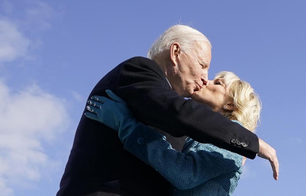Joe i Jill Biden u Bijelu kuću su doveli psa Majora spašenog sa smetlišta