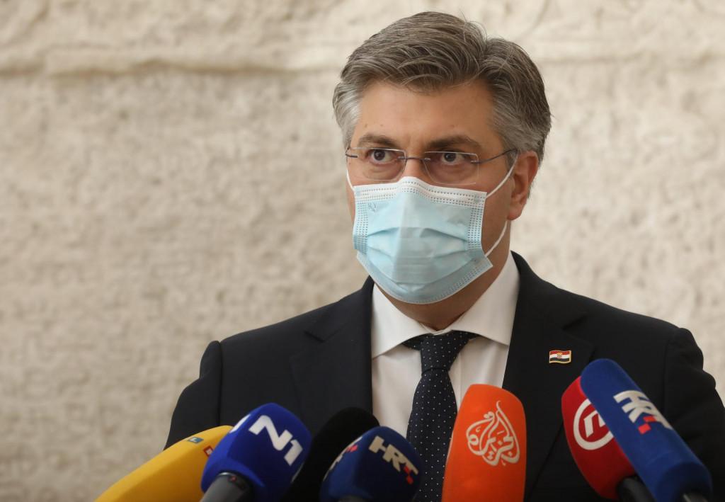 Predsjednik Vlade RH Andrej Plenković