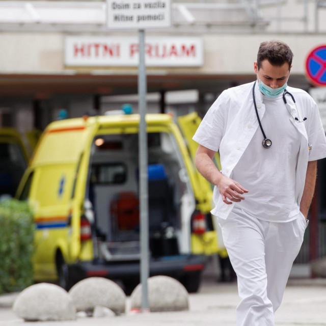 Hitni prijem u bolnici na firulama<br />