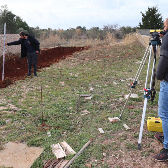 Izgradnja novog groblja na Viru - počinje hortikulturno uređenje