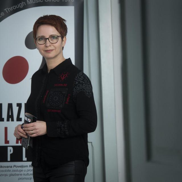 Zrinka Sirić Podrug: Velika mi je želja pokrenuti ciklus koncerata za školarce, osnovce i srednjoškolce