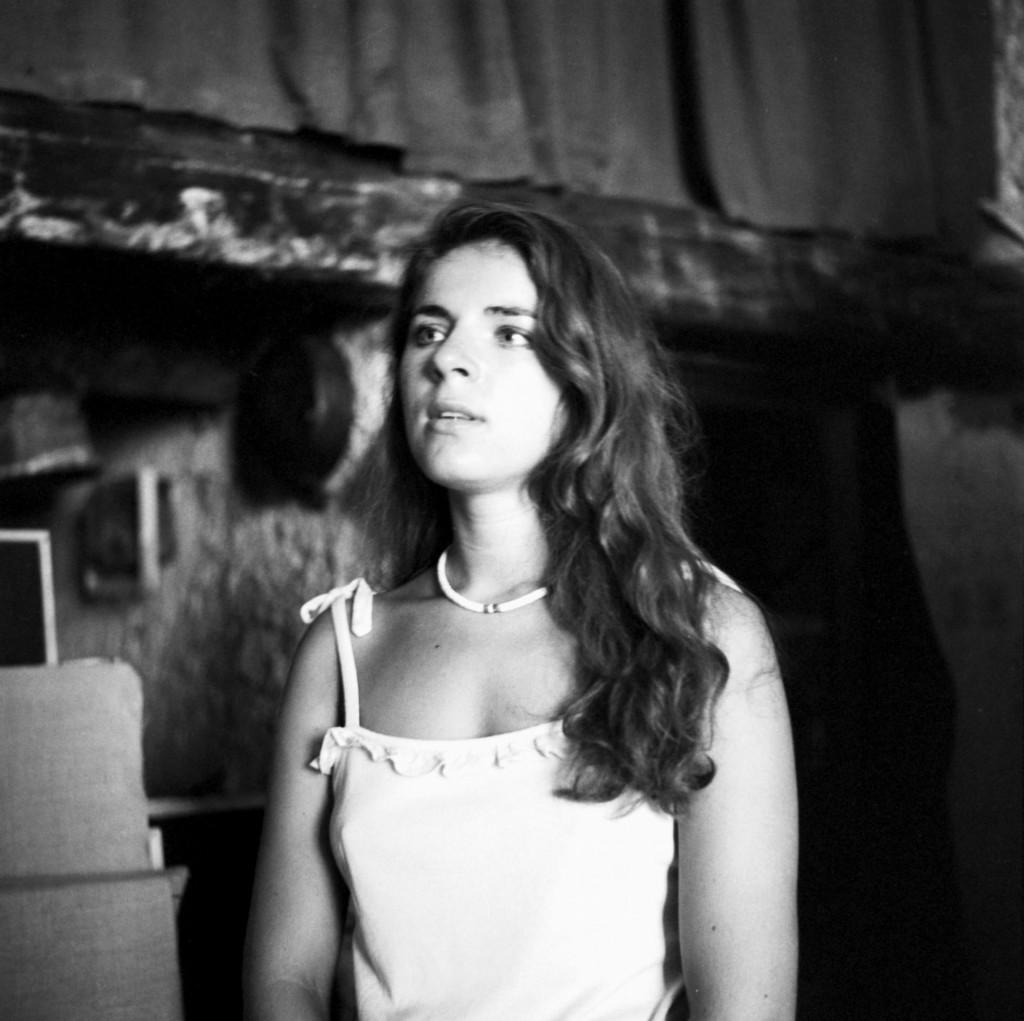 Glumica Mira Furlan, 1981.