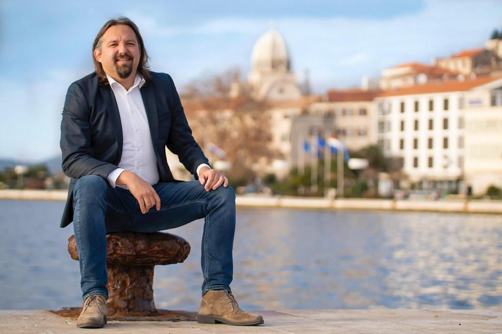 Tonči Restović, predsjednik šibenskog SDP-a