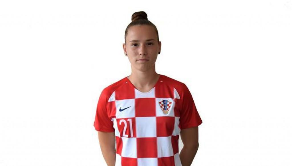 Sara Ivandić upala je u žensku nogometnu reprezentaciju