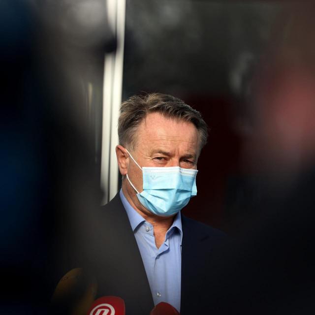Ivo Žinić, župan kojeg se stranka upravo - odrekla
