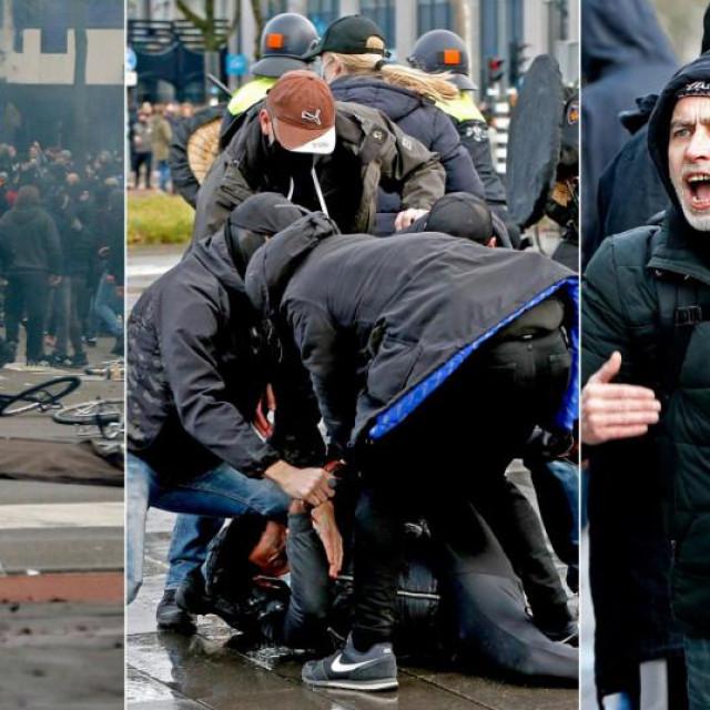 Neredi u Nizozemskoj