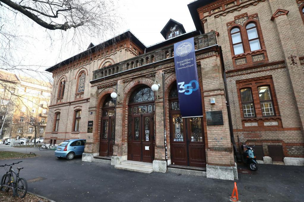 Akademija dramske umjetnosti Zagreb<br />