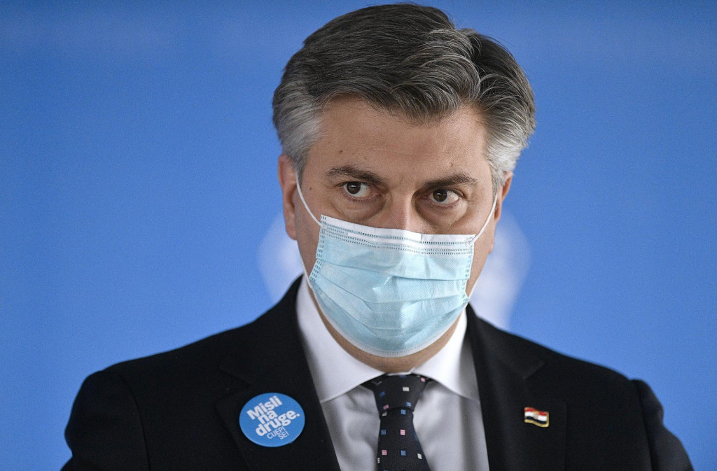 Premijer sa Stožerom i epidemiolozima raspravlja o popuštanju ili produljenju mjera