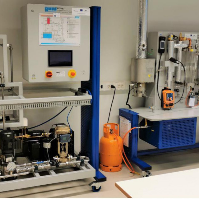 Dio novonabavljene opreme u BS i PEIT laboratorijima