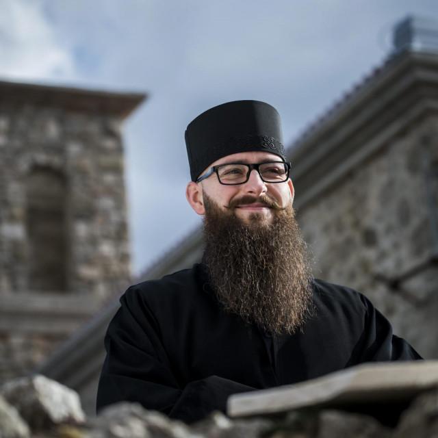 Đakon grkokatoličke crkve iz Slovačke, Jan Jakubov sa suprugom Suzanom živi u Kričkama