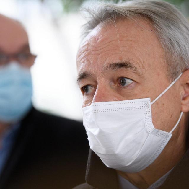 Dr. Veselin Škrabić:Na sreću, svih osam pacijenata su izliječeni, od toga su dvojica bili u vitalno ugrožavajućem stanju, u ozbiljnoj kliničkoj slici