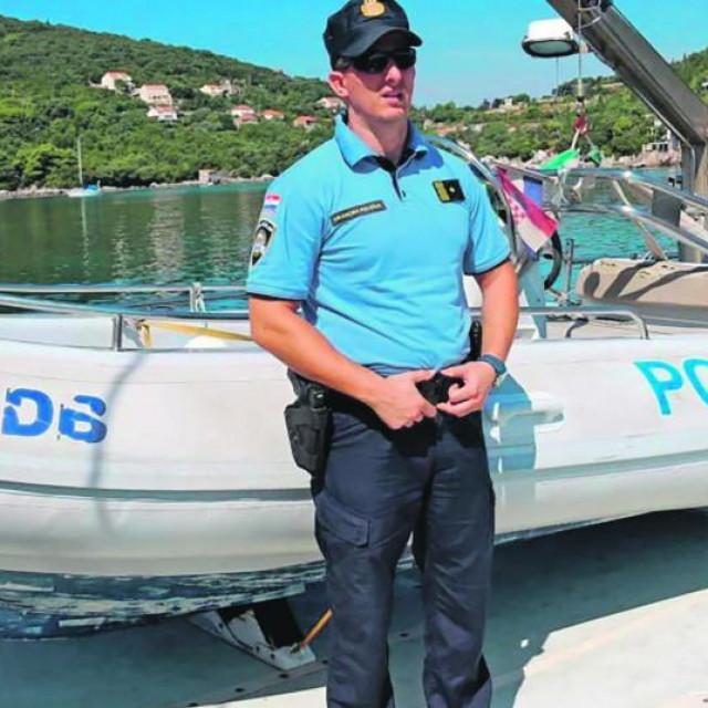 Matko Klarić, osumnjičeni načelnik Postaje granične policije Grude